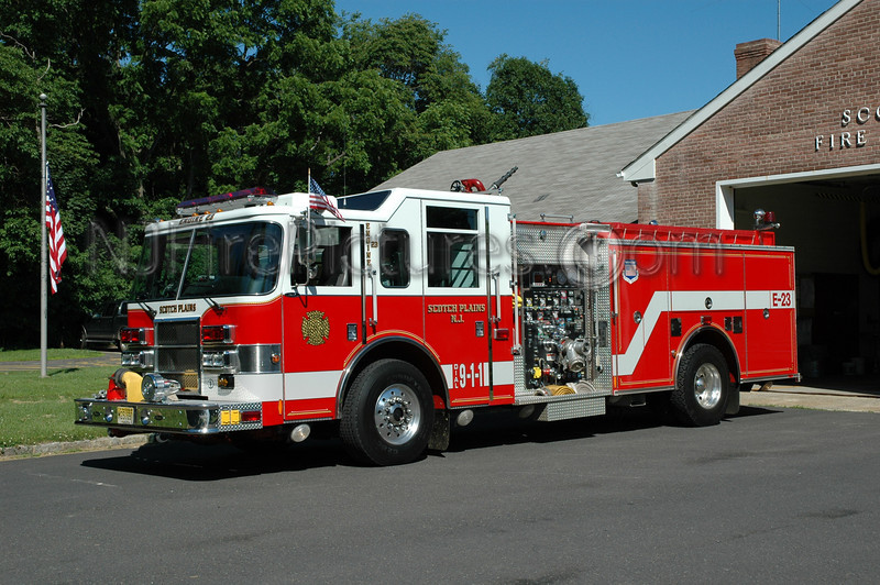 SCOTCH PLAINS, NJ ENGINE 23