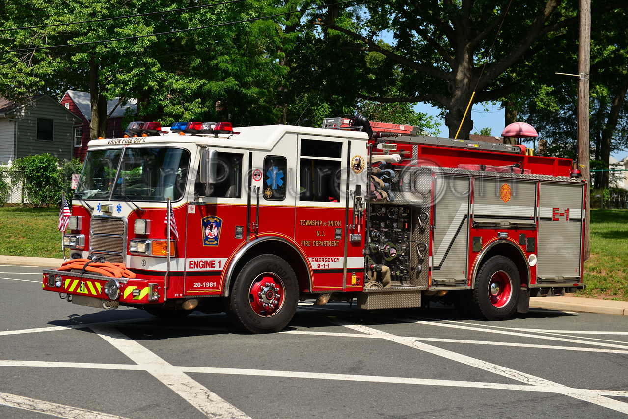 UNION TWP, NJ ENGINE 1
