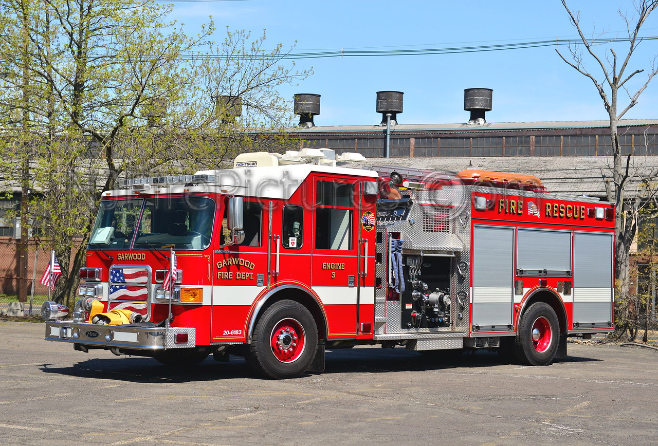 GARWOOD, NJ ENGINE 3