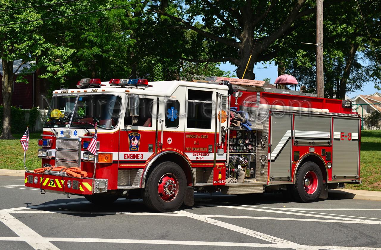 UNION TWP, NJ ENGINE 3