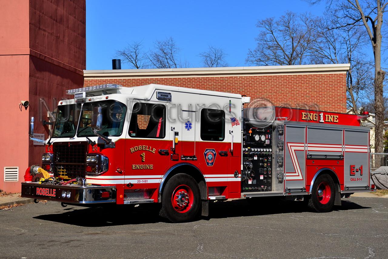 ROSELLE, NJ ENGINE 1