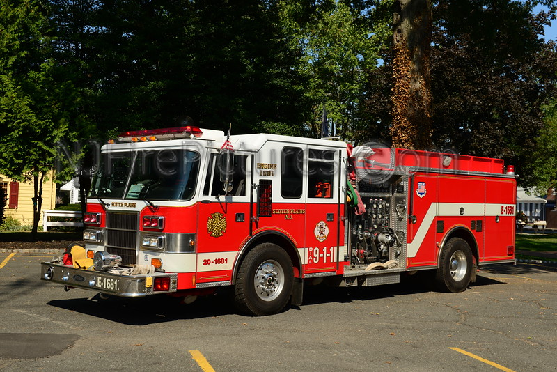 SCOTCH PLAINS, NJ ENGINE 1681