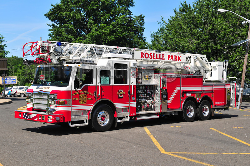 ROSELLE PARK, NJ LADDER 2