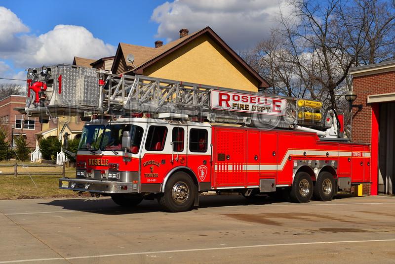 ROSELLE, NJ TOWER 1