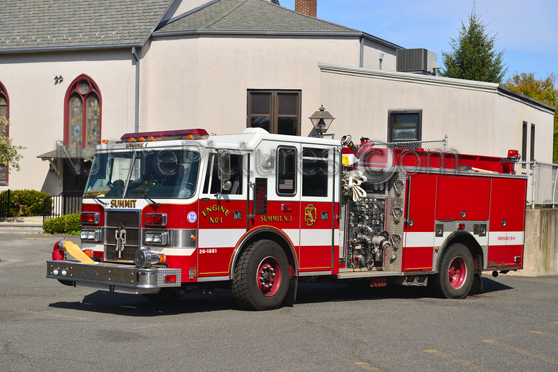 SUMMIT, NJ ENGINE 1