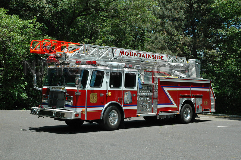 MOUNTAINSIDE, NJ TRUCK 1