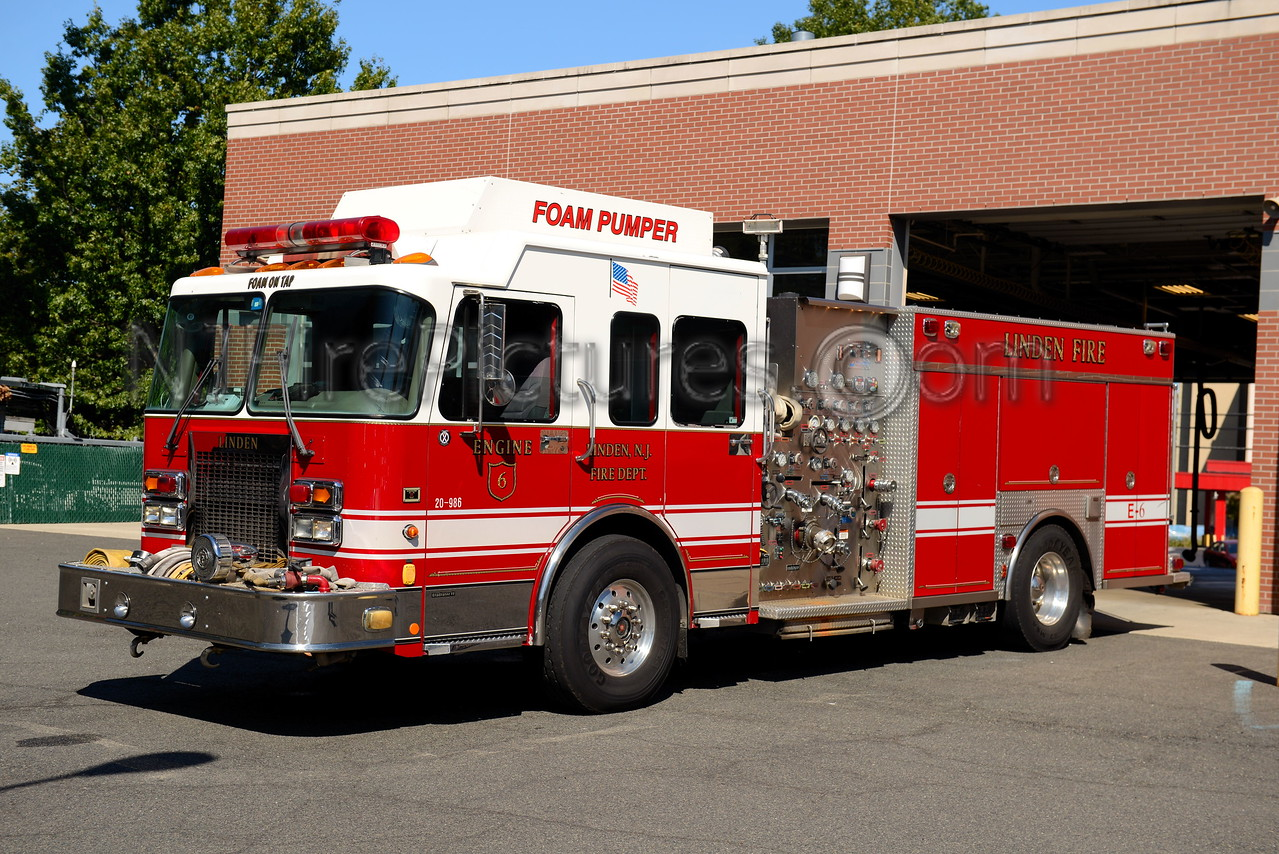LINDEN, NJ ENGINE 6