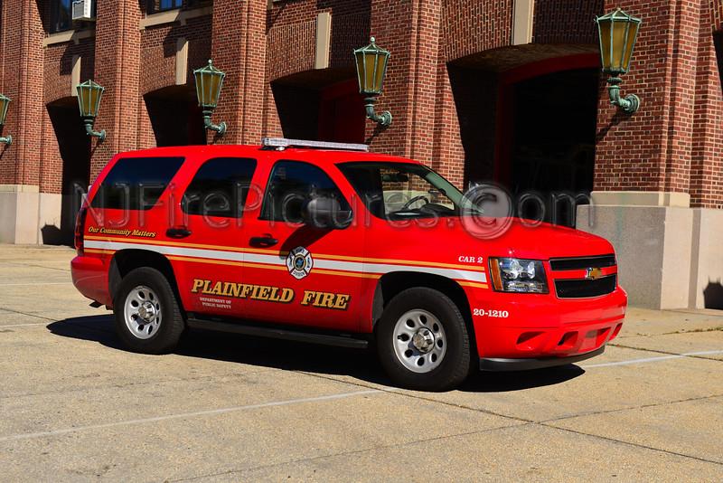 PLAINFIELD, NJ CAR 2