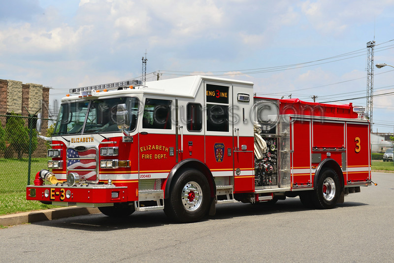 ELIZABETH NJ ENGINE 3
