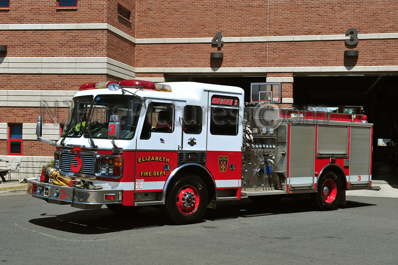 ELIZABETH, NJ ENGINE 3