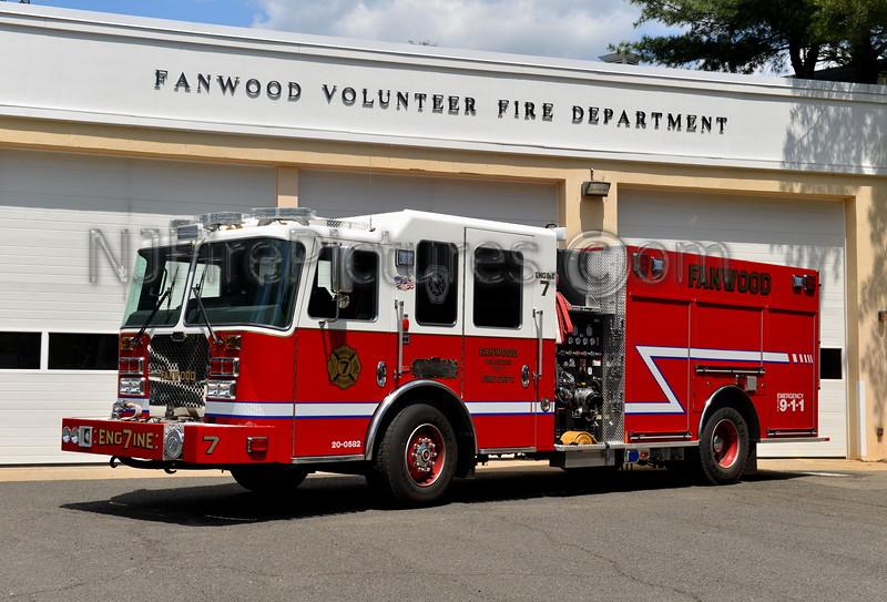 FANWOOD, NJ ENGINE 7