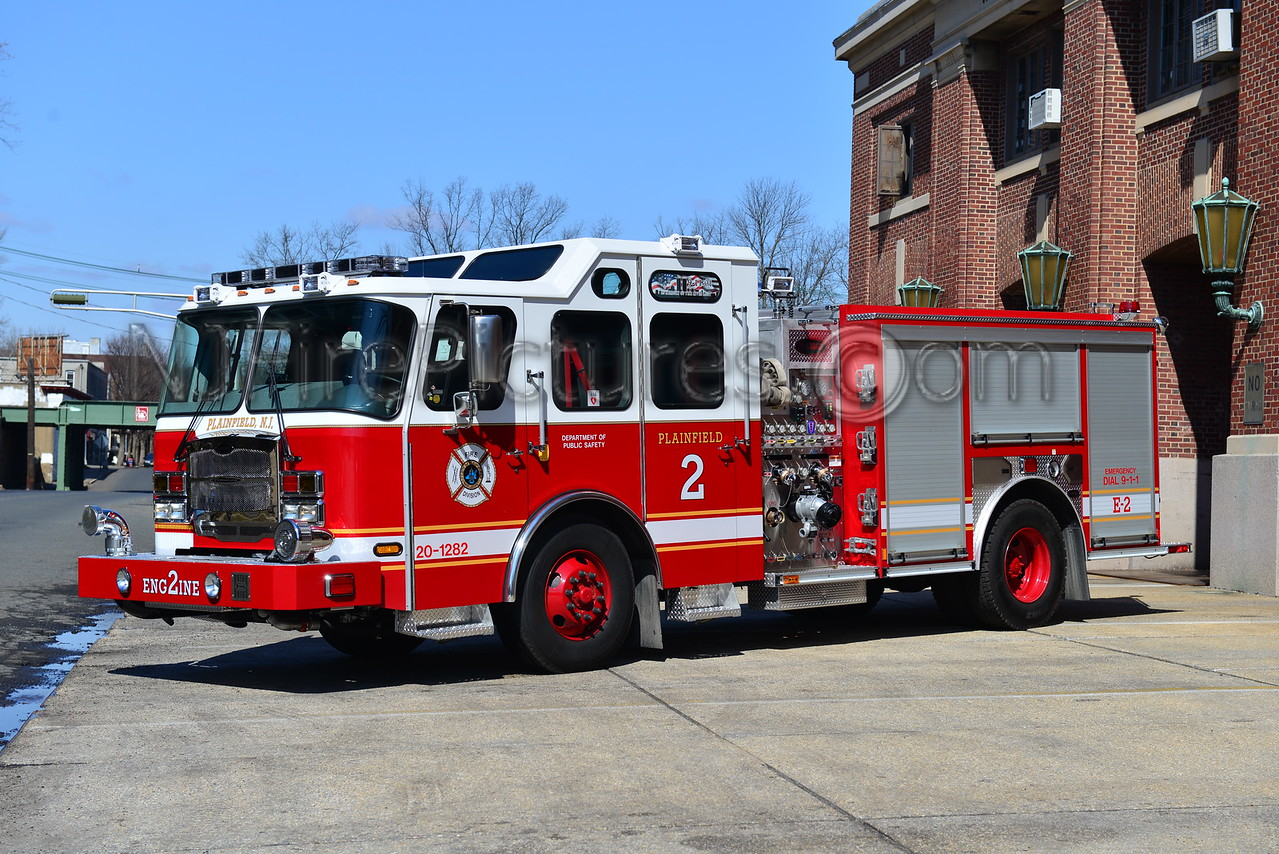 PLAINFIELD, NJ ENGINE 2