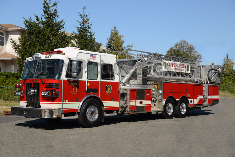 LINDEN, NJ LADDER 1