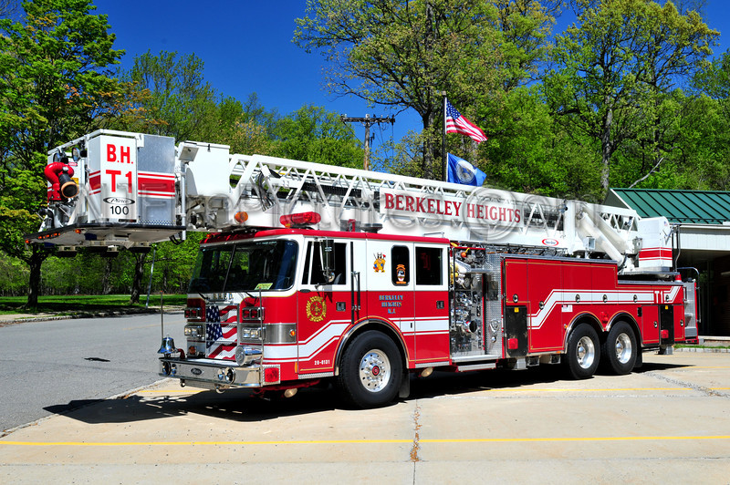 BERKELEY HEIGHTS, NJ TOWER 1