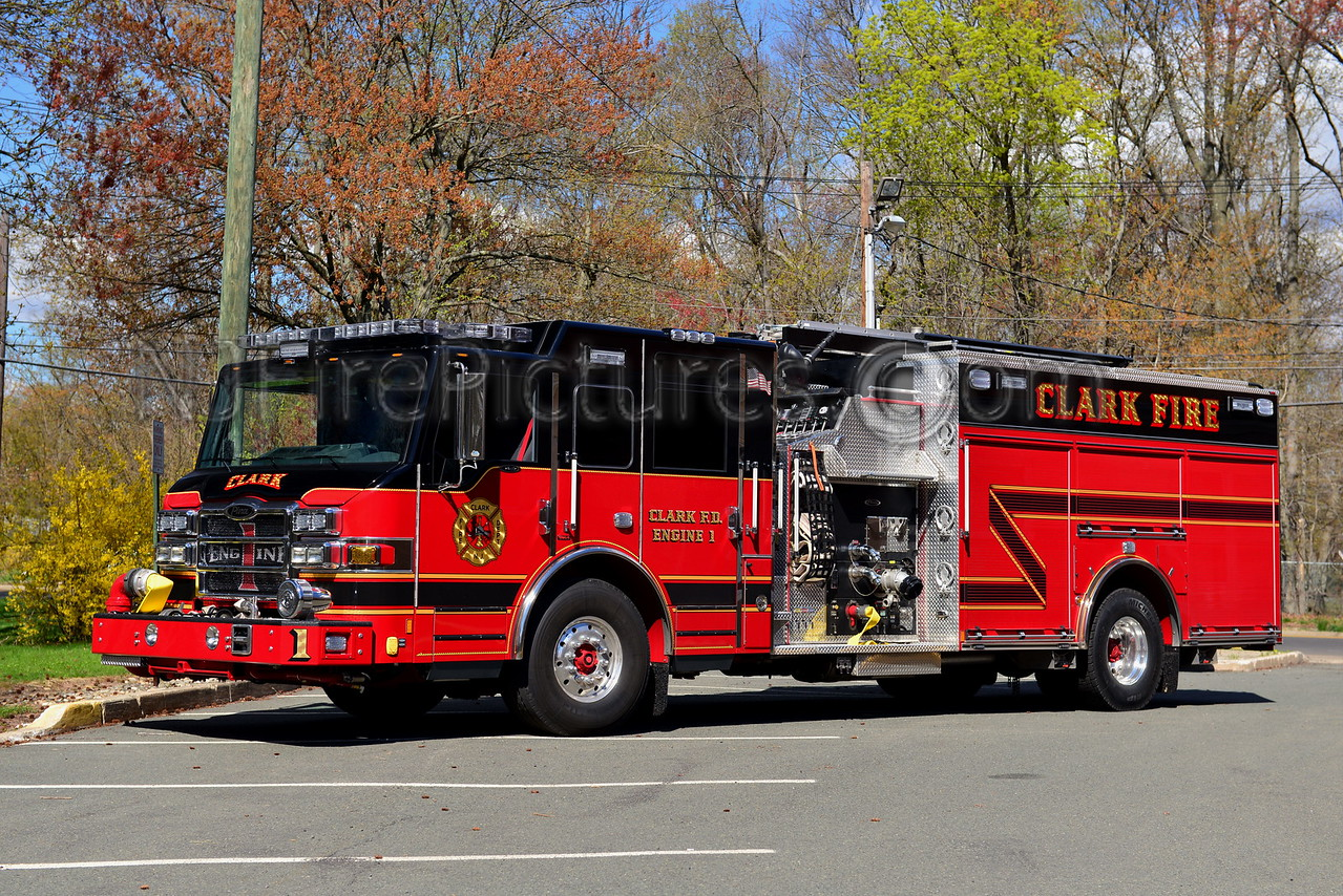 CLARK, NJ ENGINE 1