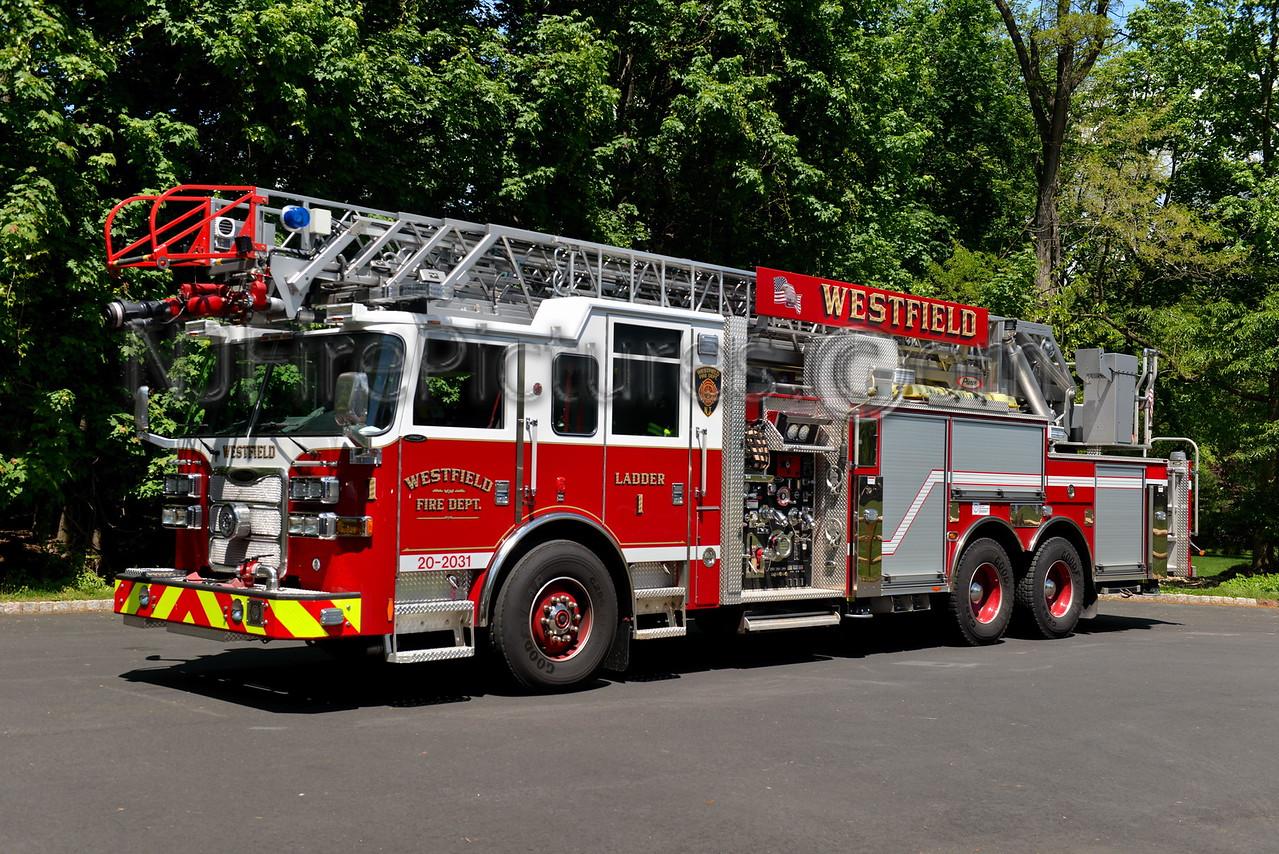 WESTFIELD, NJ LADDER 1