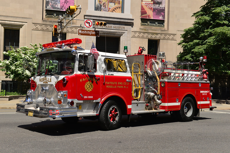 ROSELLE PARK, NJ ENGINE 3