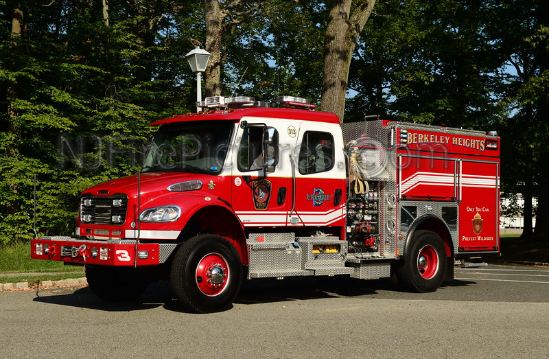 BERKELEY HEIGHTS, NJ ENGINE 3