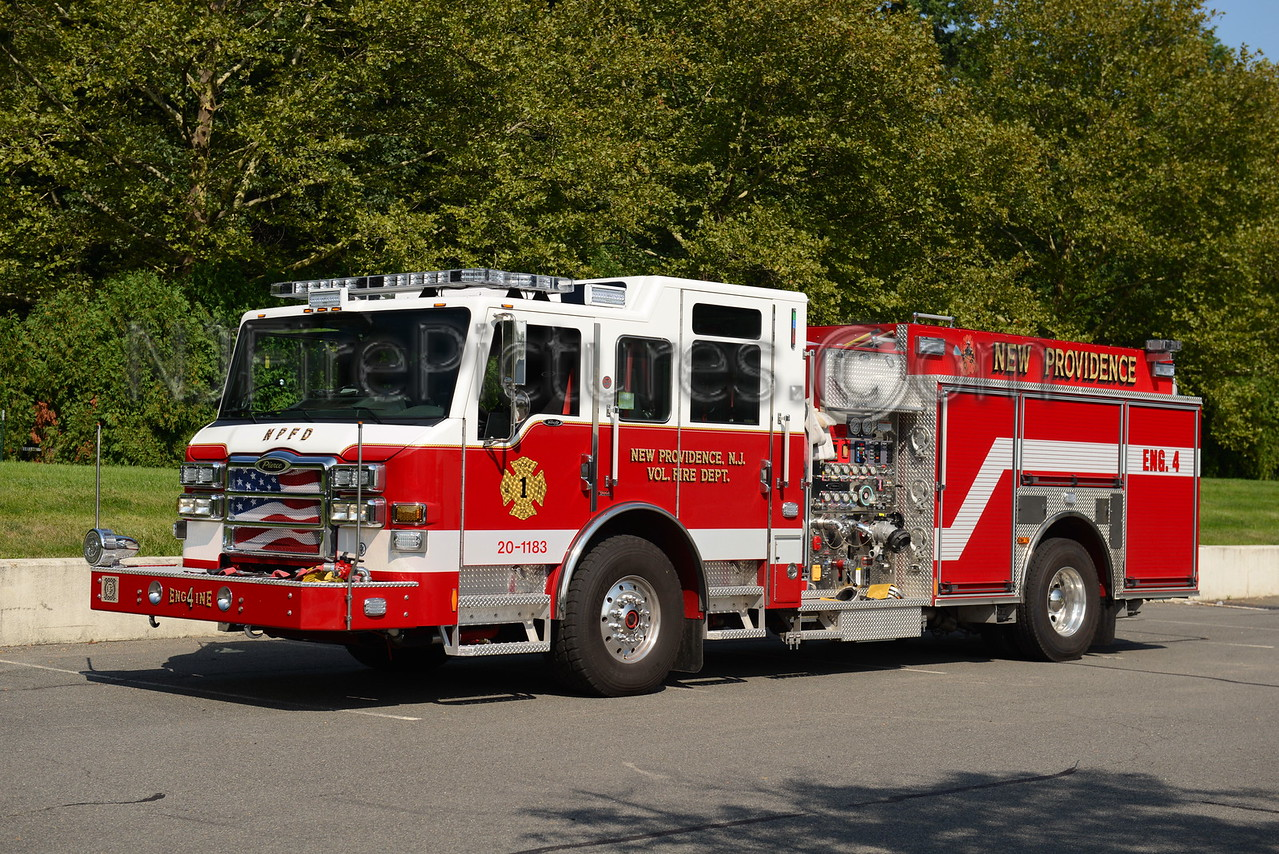 NEW PROVIDENCE, NJ ENGINE 4