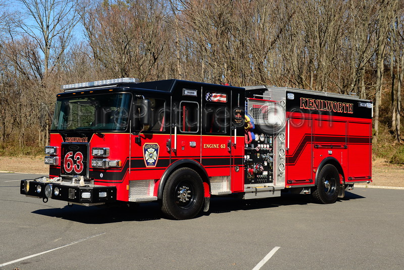 KENILWORTH, NJ ENGINE 63