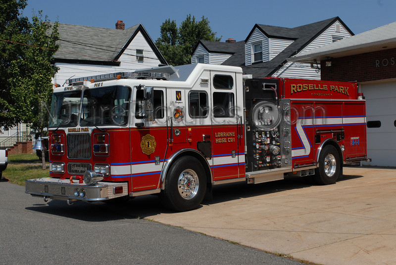 ROSELLE PARK, NJ ENGINE 1
