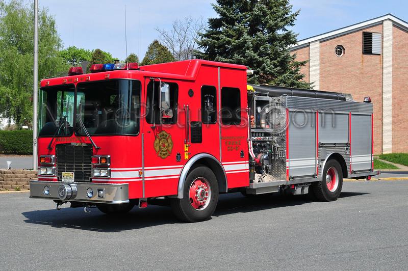 WASHINGTON BOROUGH, NJ ENGINE 83-61