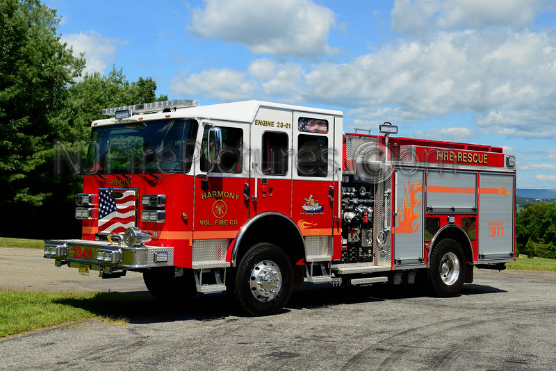 HARMONY, NJ ENGINE 23-61