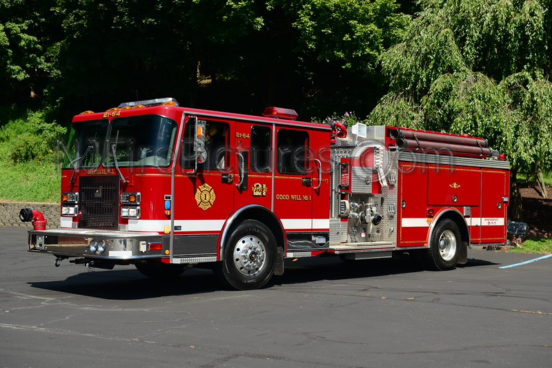 BELVIDERE, NJ ENGINE 21-64