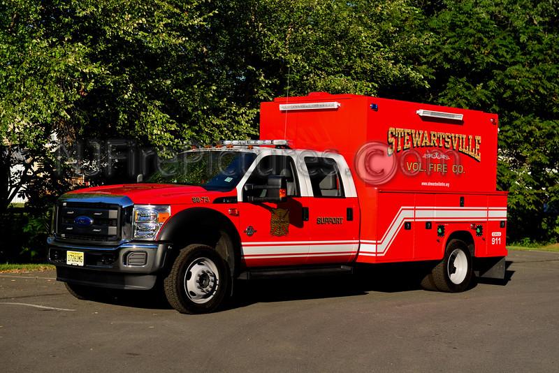 STEWARTSVILLE, NJ SPECIAL SERVICE 98-73