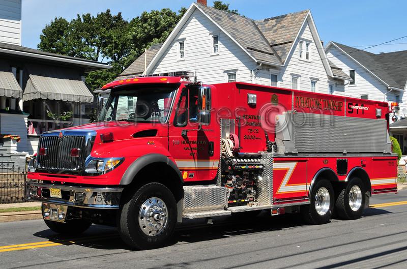 Pohatcong, NJ Tanker 75-72 - 2005 International/KME 1250/3000