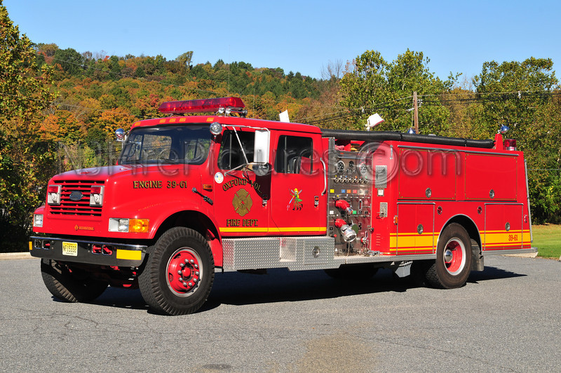 OXFORD, NJ ENGINE 39-61