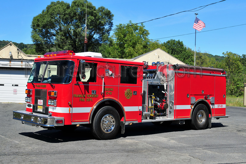 FRANKLIN TWP, NJ ENGINE 57-61