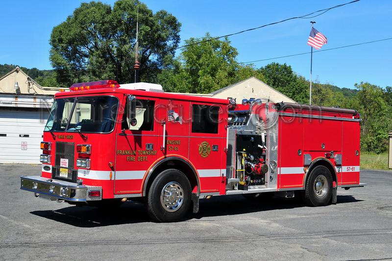 FRANKLIN TWP, NJ ENGINE 57-61