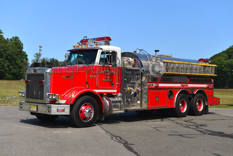 KNOWLTON, NJ TANKER 41-71