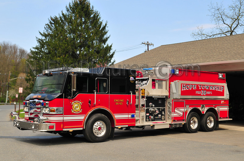 HOPE, NJ ENGINE 38-63