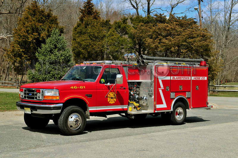 BLAIRSTOWN, NJ ENGINE 46-81