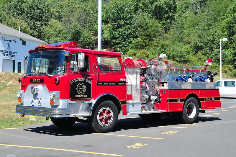 MALLINCKRODT BAKER ENGINE 34-61