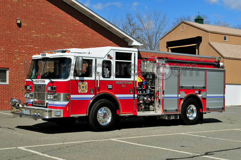 HACKETTSTOWN, NJ ENGINE 78-62