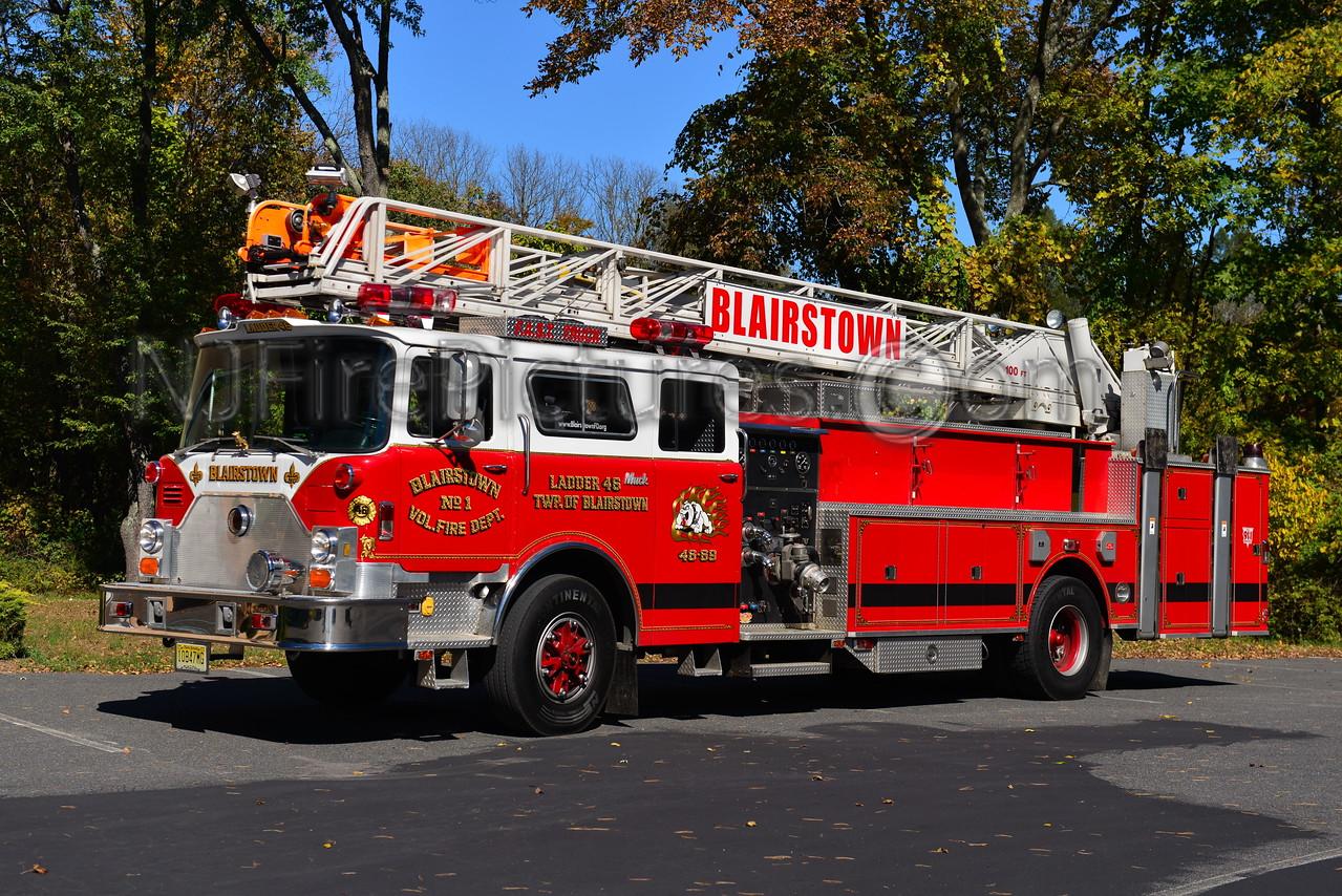 BLAIRSTOWN, NJ LADDER 46-69