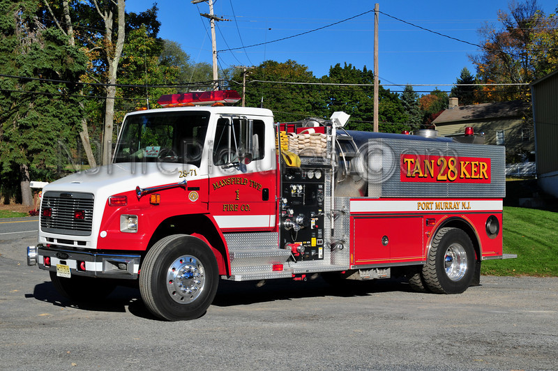 MANSFIELD TWP, NJ TANKER 28-71 (PORT MURRAY)