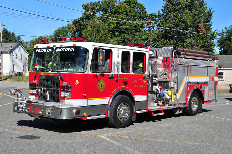 PHILLIPSBURG, NJ ENGINE 94-66
