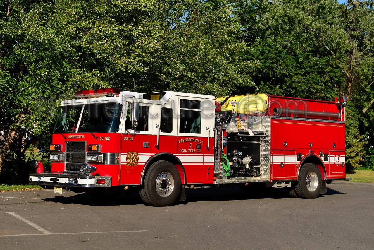 STEWARTSVILLE, NJ ENGINE 98-62