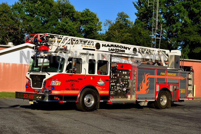 HARMONY TWP, NJ LADDER 23-69