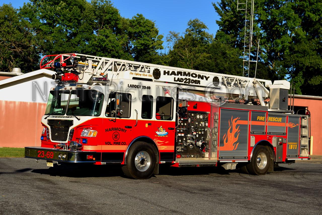 HARMONY TWP, NJ LADDER 23-69