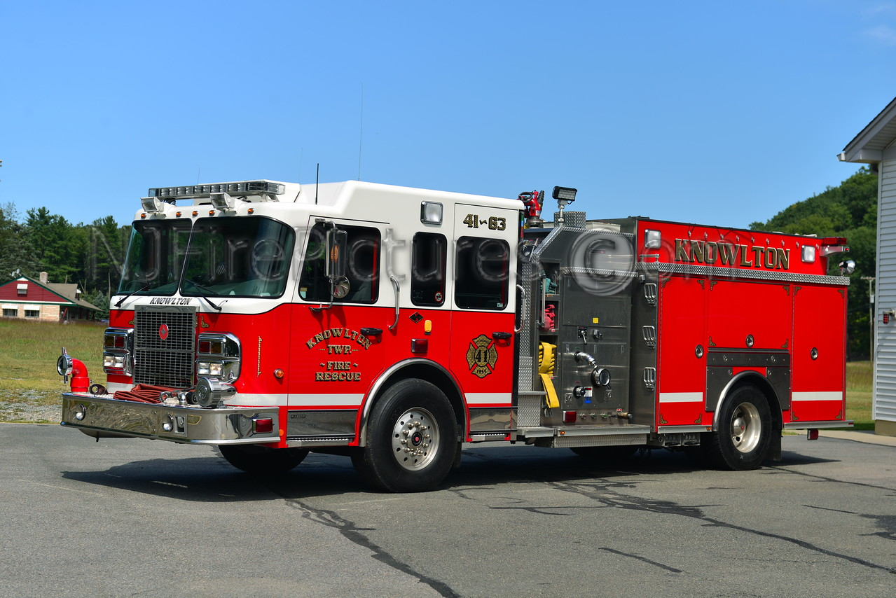 KNOWLTON, NJ ENGINE 41-63