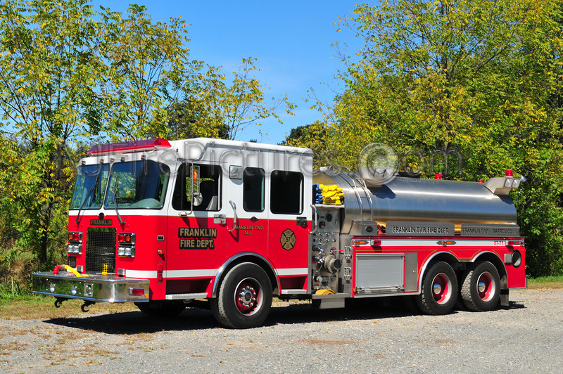FRANKLIN TWP, NJ TANKER 57-71