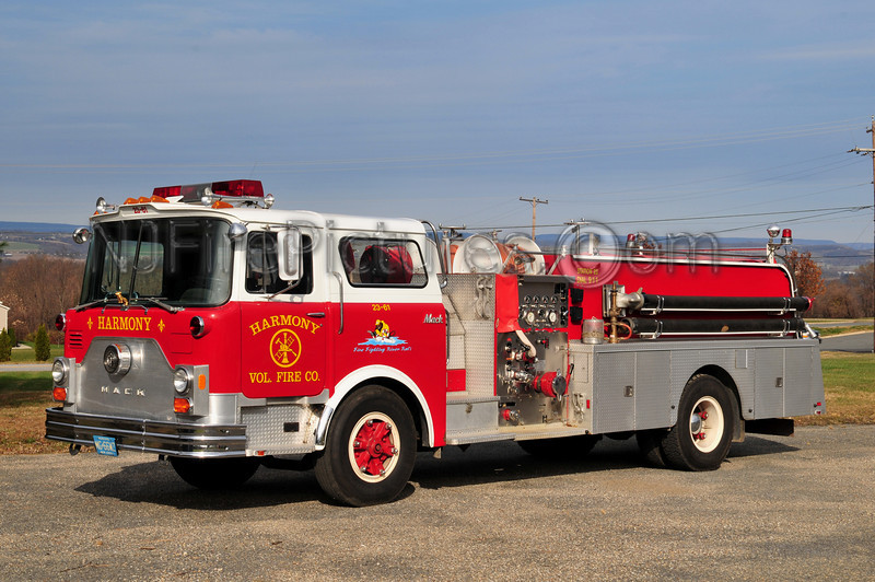 HARMONY TWP, NJ - ENGINE 23-61