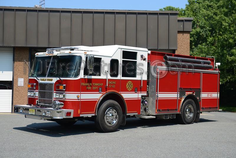 FRANKLIN TOWNSHIP, NJ ENGINE 57-63