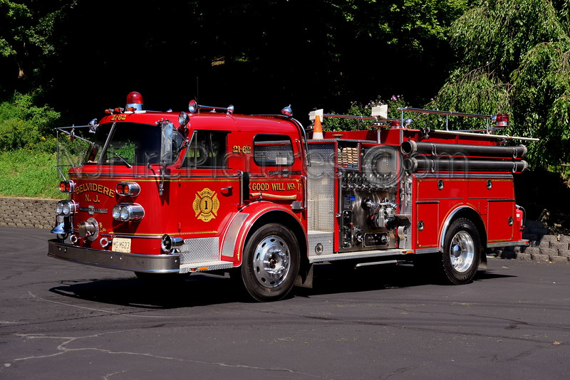 BELVIDERE, NJ ENGINE 21-62