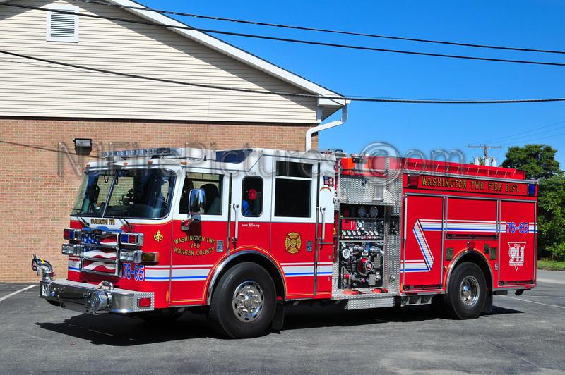 WASHINGTON TWP, NJ ENGINE 76-65